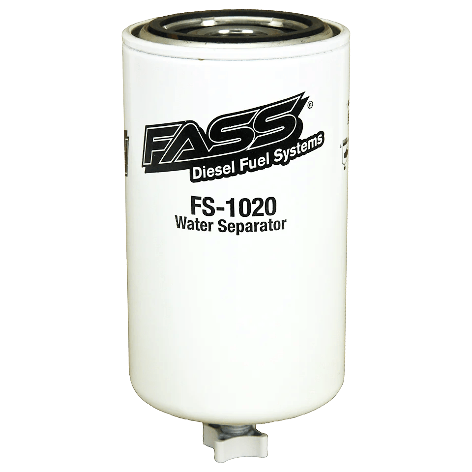 small resolution of fass fuel systems titanium series fuel filter replacement water separator northwest diesel
