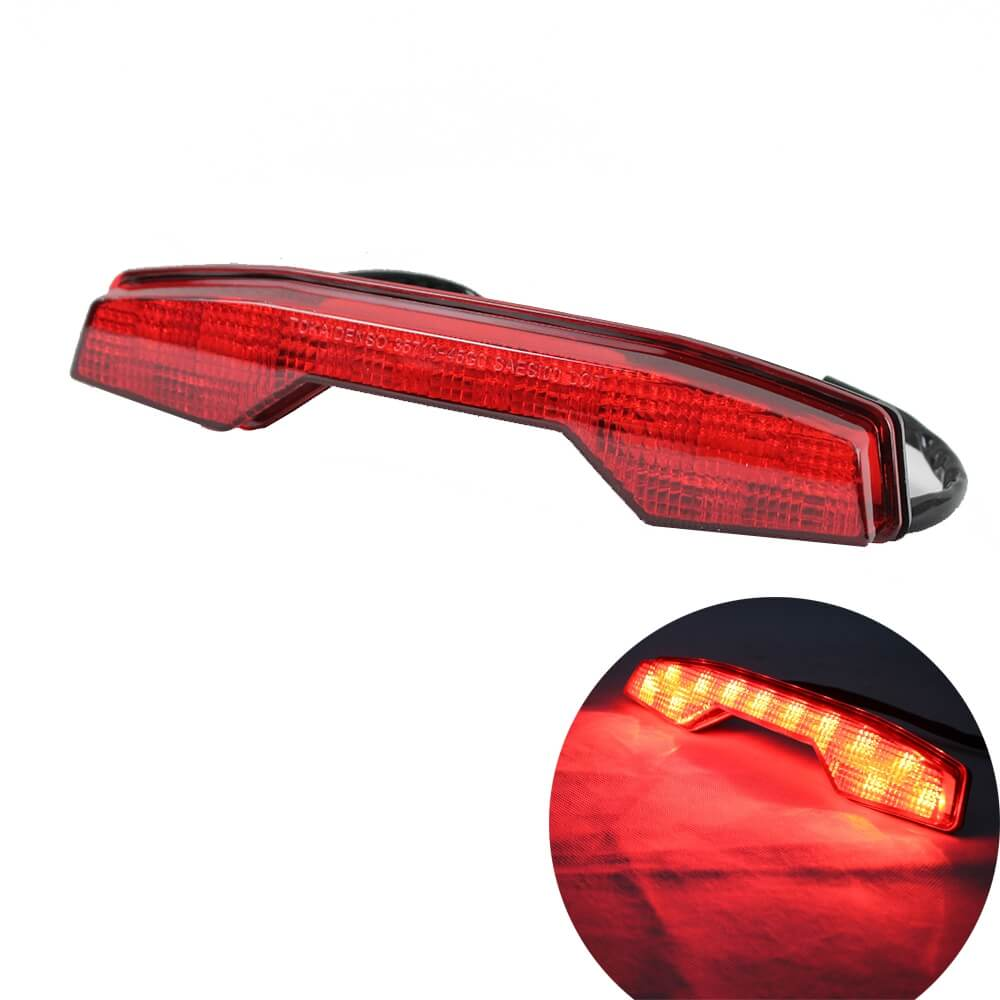 hight resolution of suzuki ltr450 quadracer 450 lt r450 2006 2011 oem led taillight rear tail lights