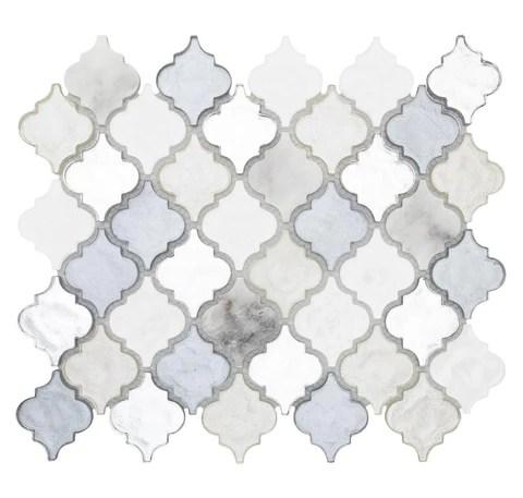 mosaic backsplash tile accent tile