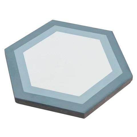 stone tiles mto0560 modern 8x8 hexagon