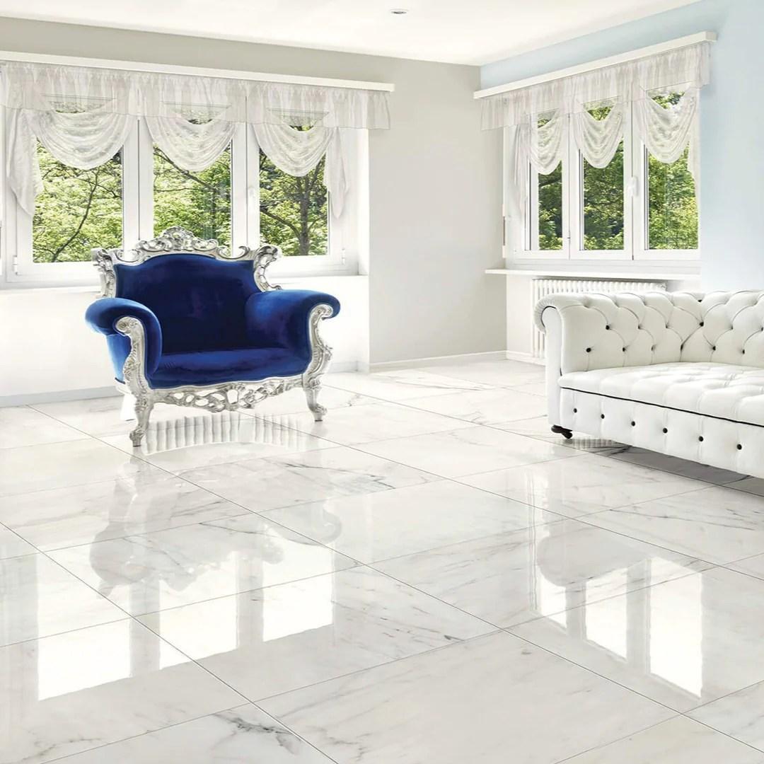 """24""""x48"""" Porcelain Tile - Roman Statuario $2.49 Square Feet – Low ..."""