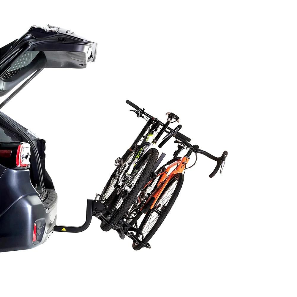 k2 overdrive sports 2 hitch mounted bike rack kac bike racks