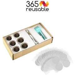 capsules cafe reutilisable nespresso et