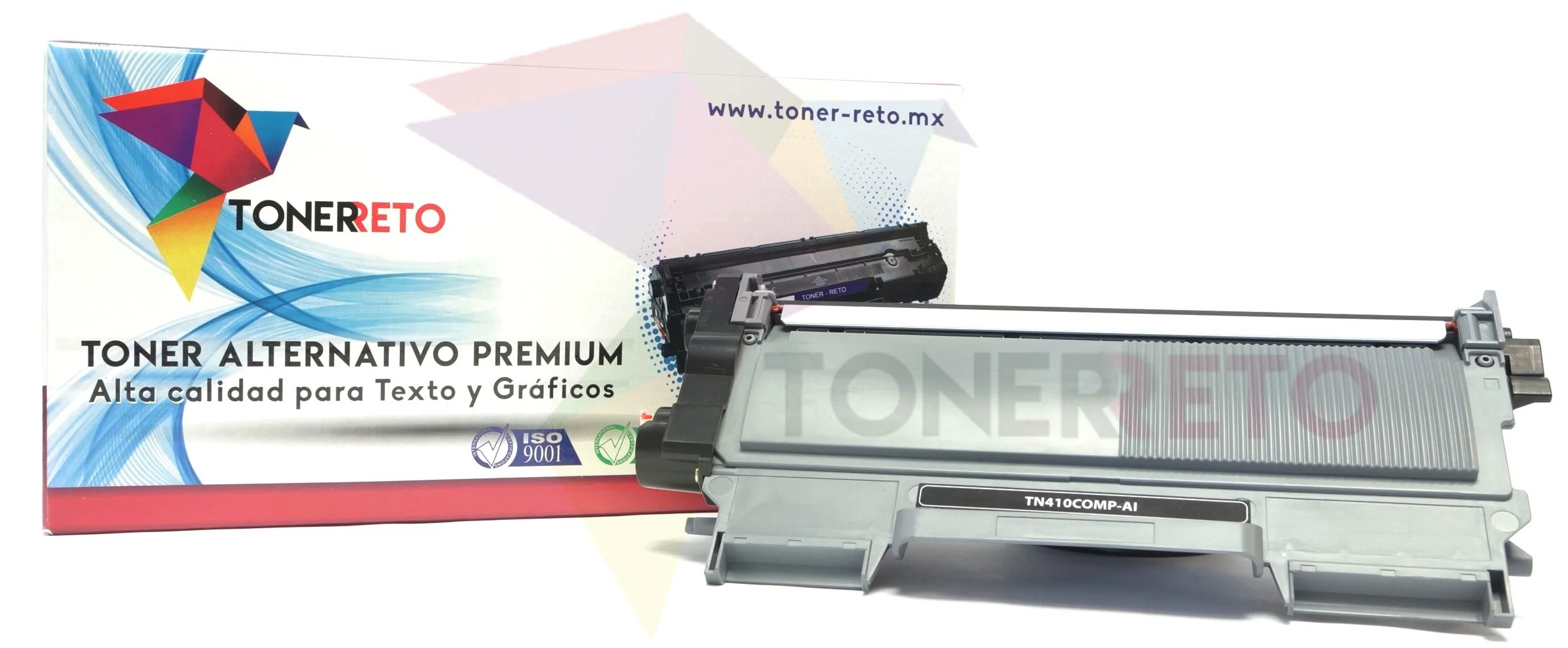 Cartucho de Toner Alternativo Brother TN410 / 420