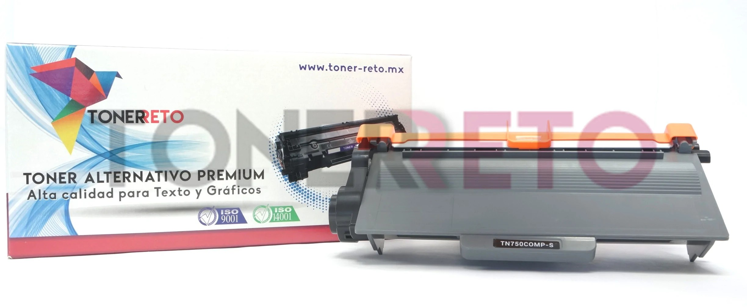 Cartucho de Toner Alternativo Brother TN720