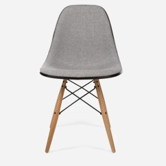 Fiberglass Shell Chair Garden Chairs For Sale Modernica Inc Case Study Furniture Upholstered Side Dowel