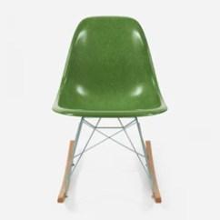 Eames Fiberglass Chair Resin Wicker Patio Chairs Modernica Inc Maple Rocker Zinc Wire Huf