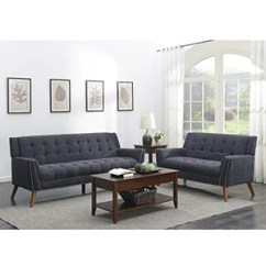 Ryker Reclining Sofa And Loveseat 2 Piece Set Sure Fit Dual Couch Slipcover Living Room Sets Tagged Christies Home Eco Sweet Kendall Colletion Upholstered Seat Mid Century Tufted Grey