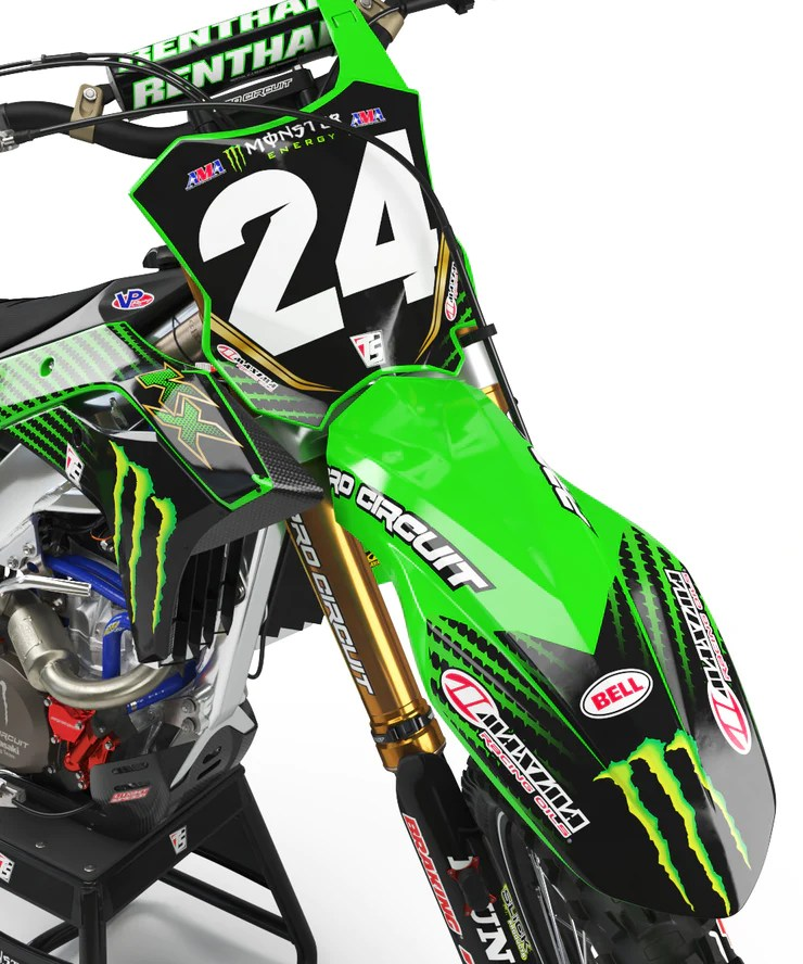 Kx250 Graphics : kx250, graphics, CIRCUIT, Throttle, Syndicate