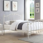 Claremont Cast Iron Bed By Bradshaw