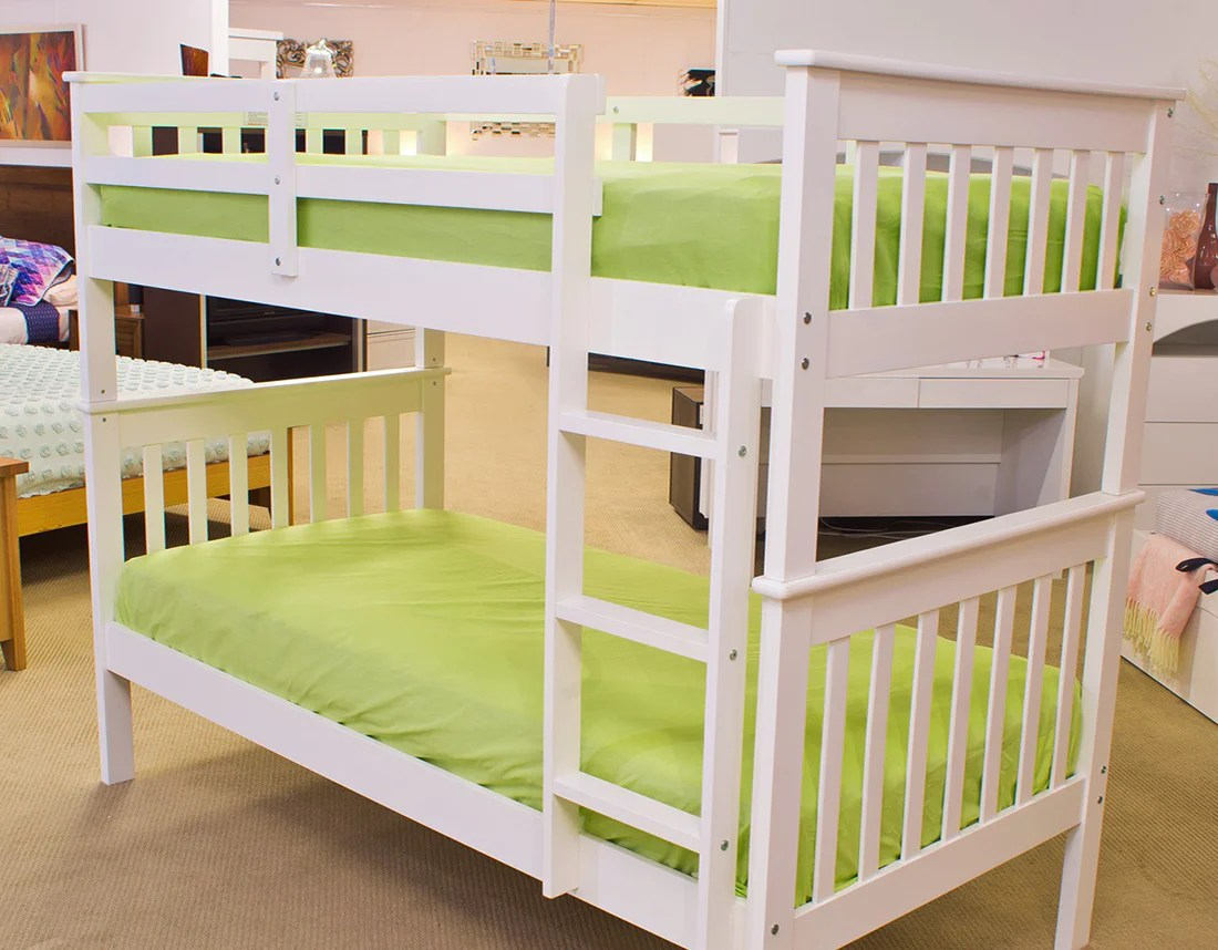 Retro Bunk Bed By Mat Furniture