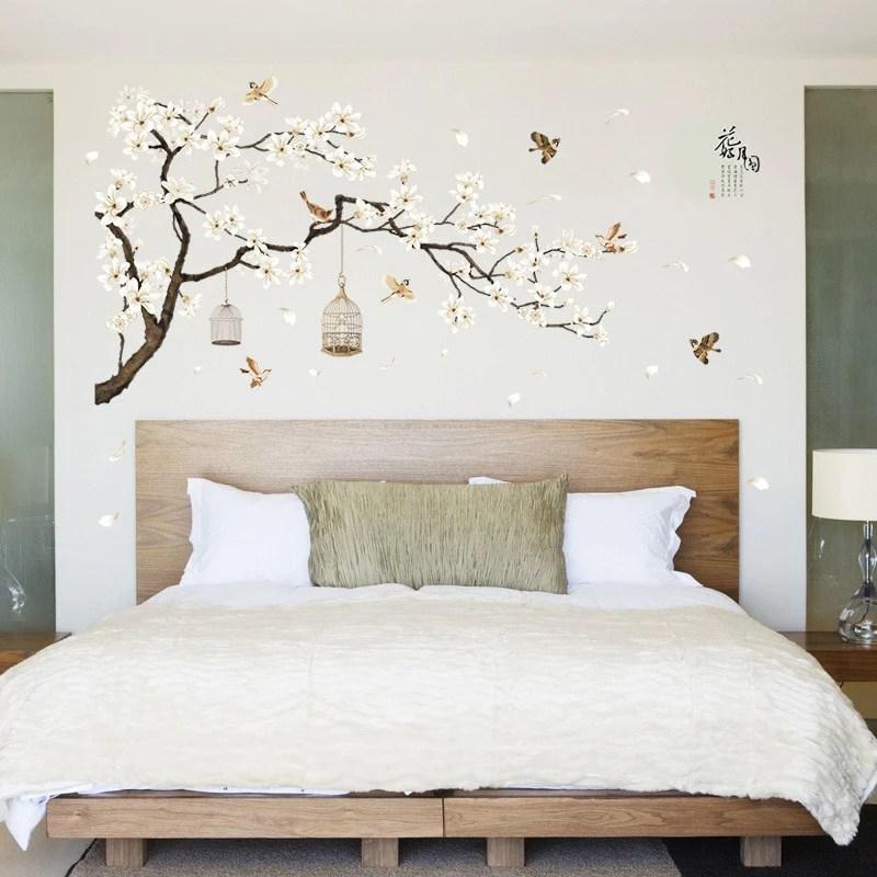 stickers muraux pour chambre a coucher