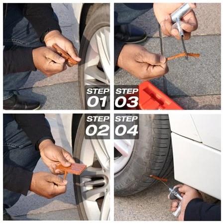 Fix Wheelbarrow Tire Off Rim
