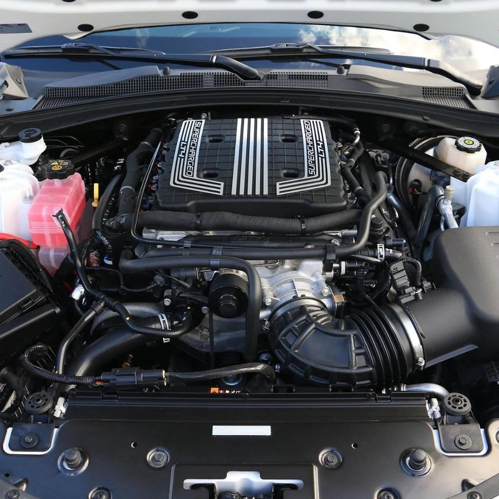 hight resolution of 17 18 camaro zl1 flex fuel kit