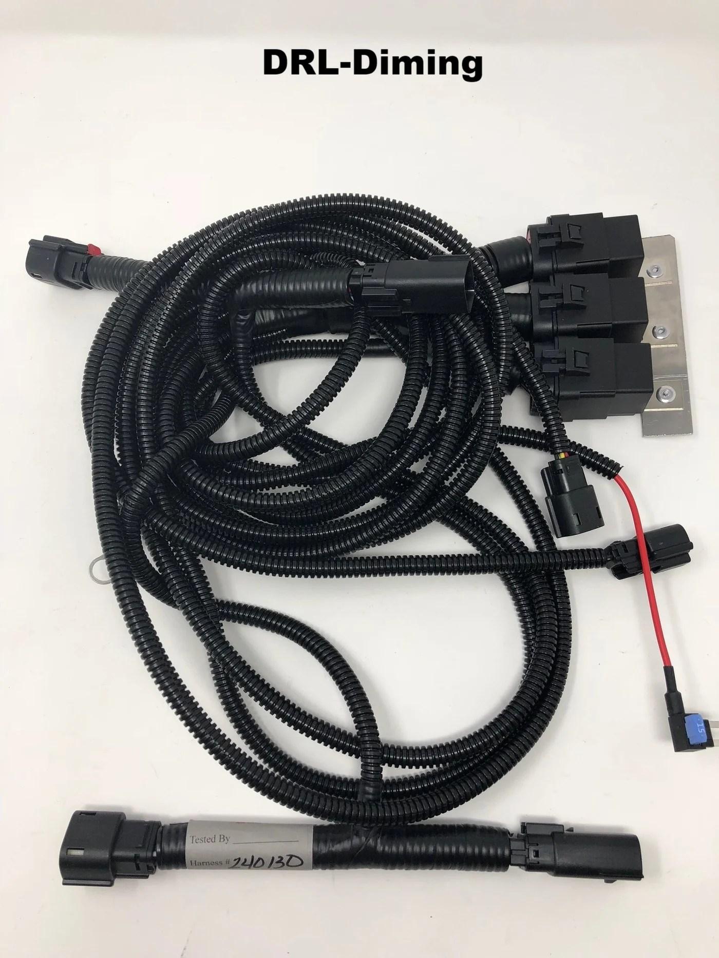 medium resolution of 16 18 malibu led drl kit