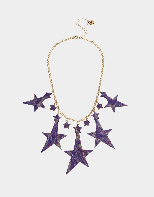 Betsey Johnson Jewelry Clearance : betsey, johnson, jewelry, clearance, CELESTIAL, DRAMA, NECKLACE, Betsey, Johnson