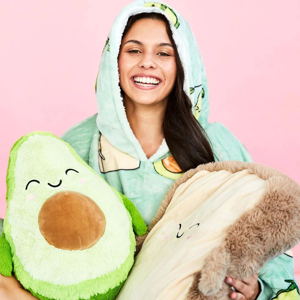 oodie pillow toys
