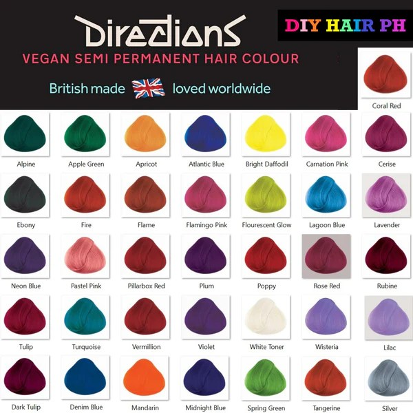 Ion color brilliance chart also charts urban mermaid ph rh urbanmermaidph
