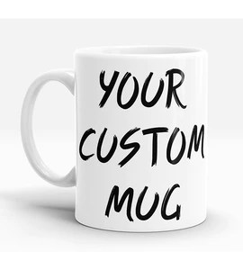 personalised mugs custom printed