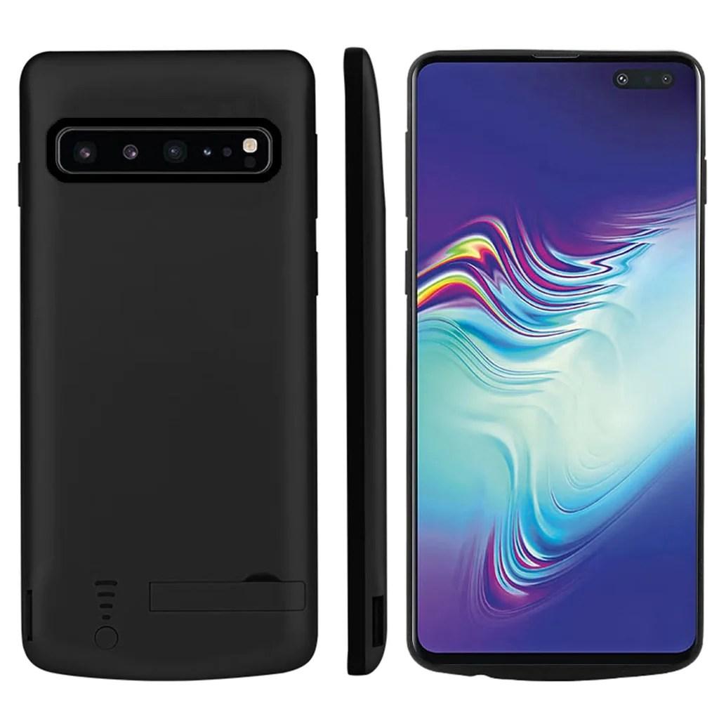 Samsung Galaxy S10 5G Battery Case: 140% Extra Battery Power (6500 mAh)