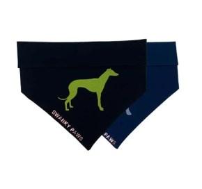 Boys Breed Specific Reversible Dog Bandanas