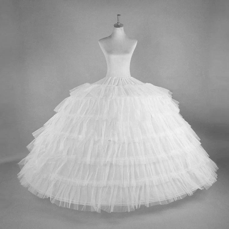 plus size petticoat for