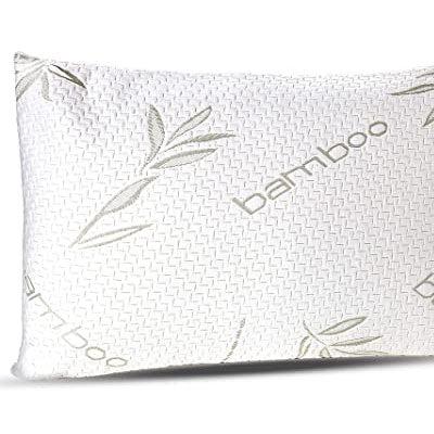 best shredded memory foam pillow of 2021