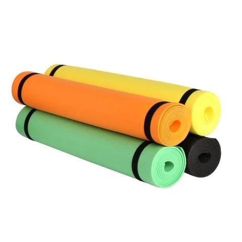 tapis de yoga de voyage et fitness 4mm