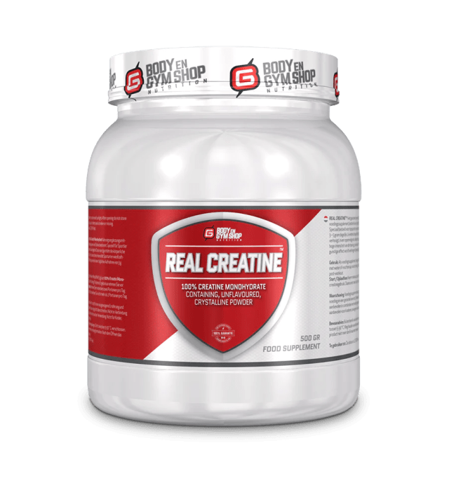 Body & Gym Shop - Real Creatine