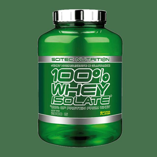 Scitec - 100% Whey Isolate