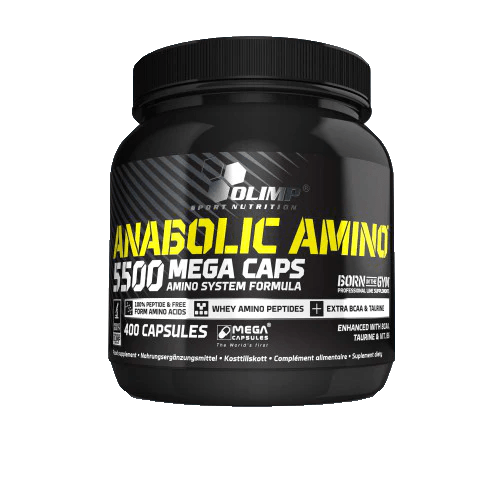 Olimp - Anabolic Amino 5500 Mega Caps