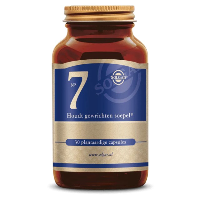 Solgar Vitamins - Number NO.7