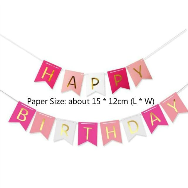 birthday party banners