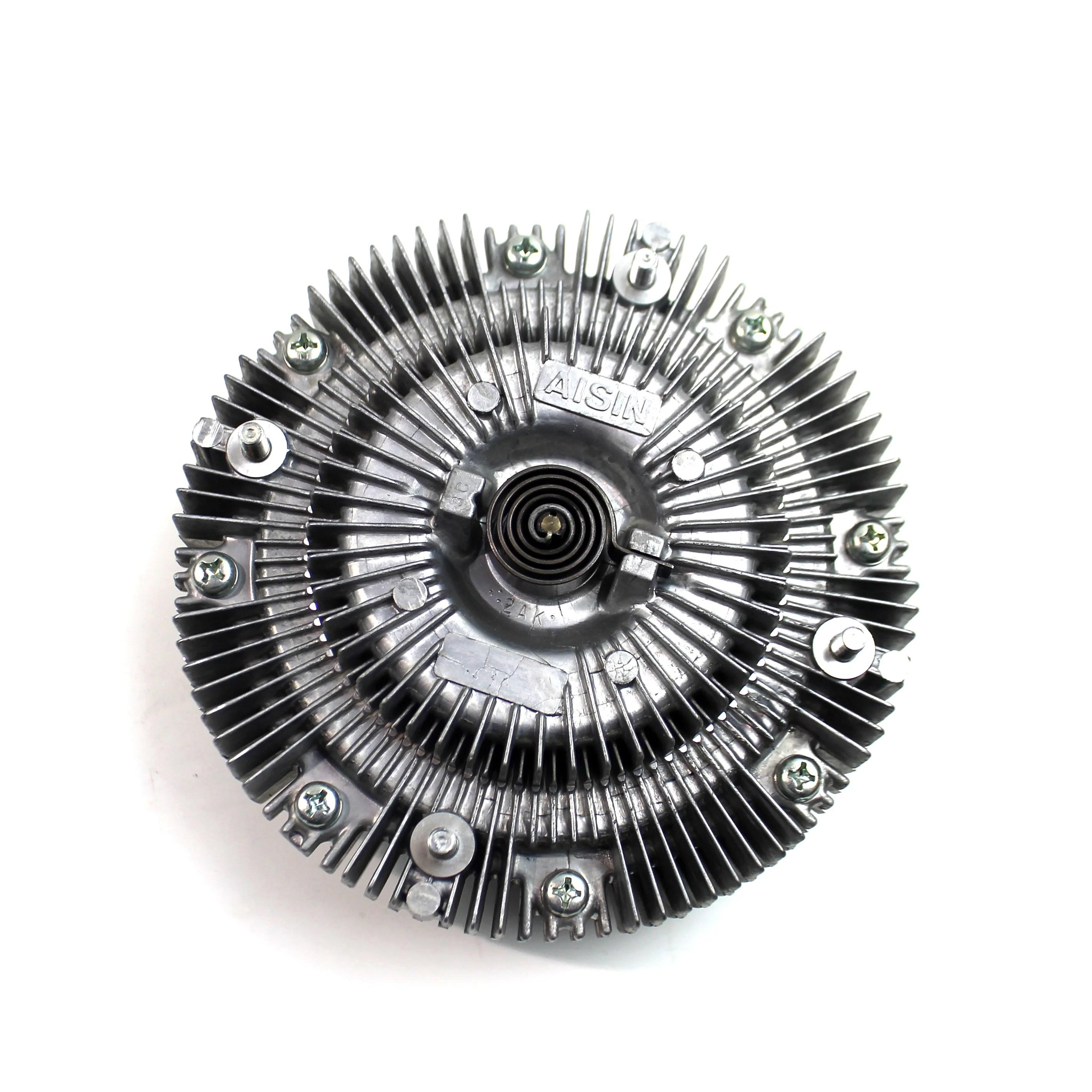 medium resolution of aisin cooling fan clutch fj80