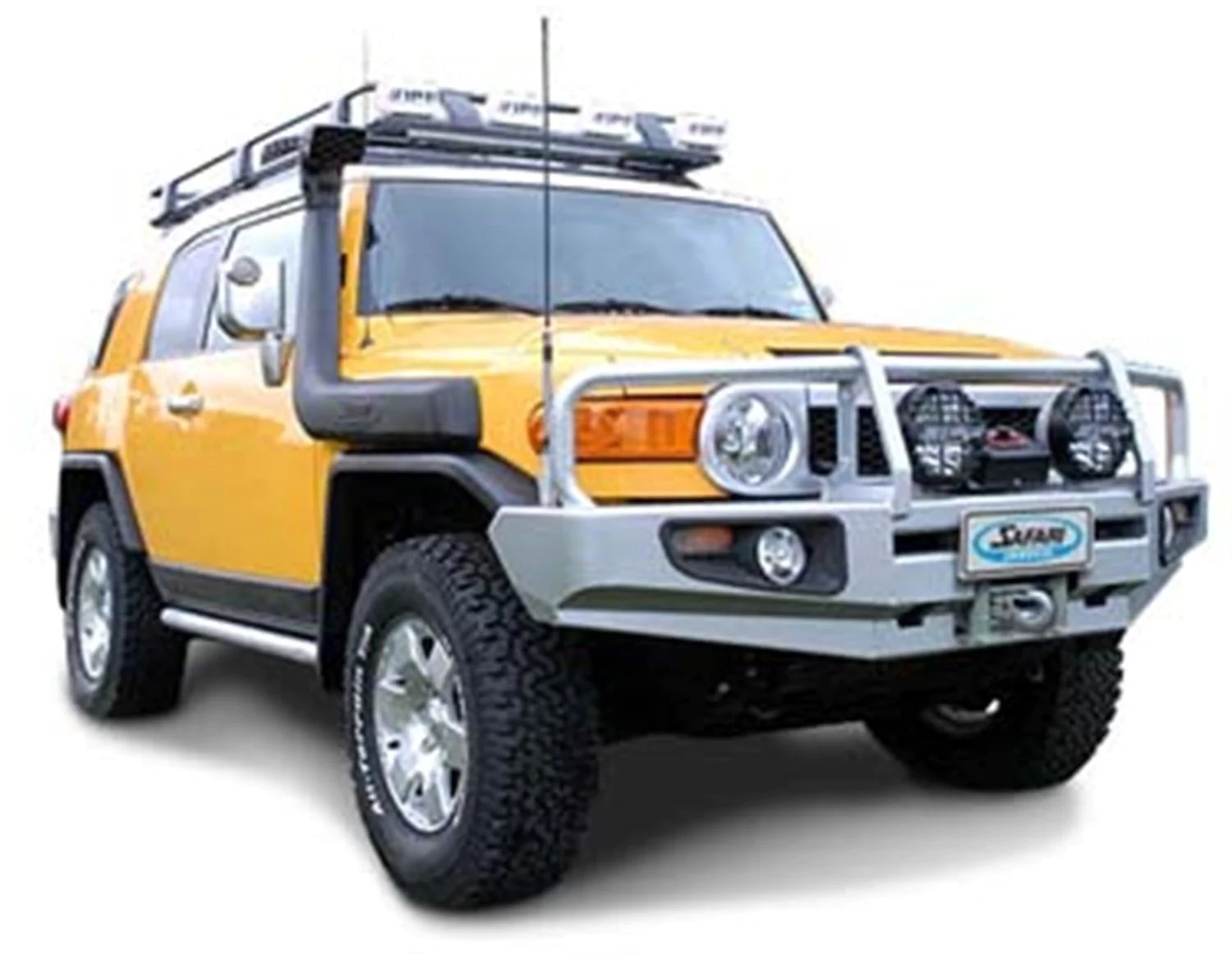 hight resolution of arb safari snorkel fj cruiser 2010 2014