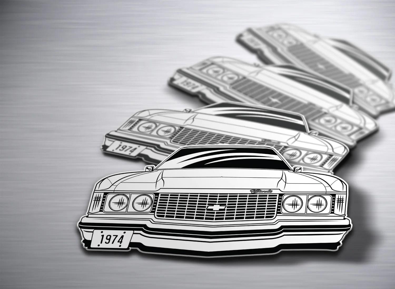 1974 impala [ 1500 x 1100 Pixel ]