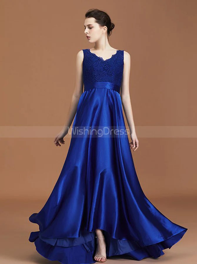 Royal Blue Bridesmaid DressesAline Bridesmaid Dress