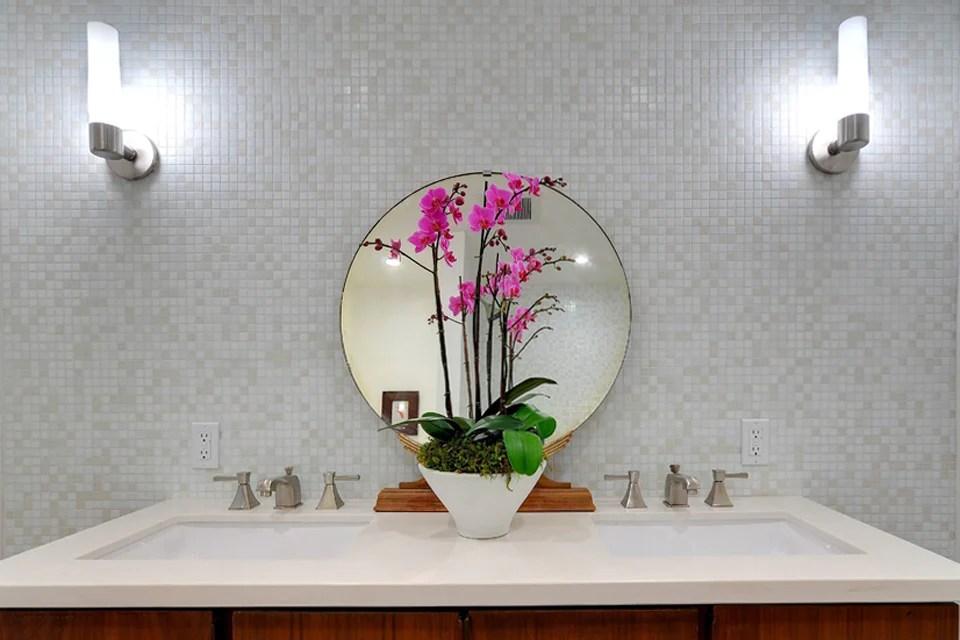 brio glass mosaic tile white linen blend
