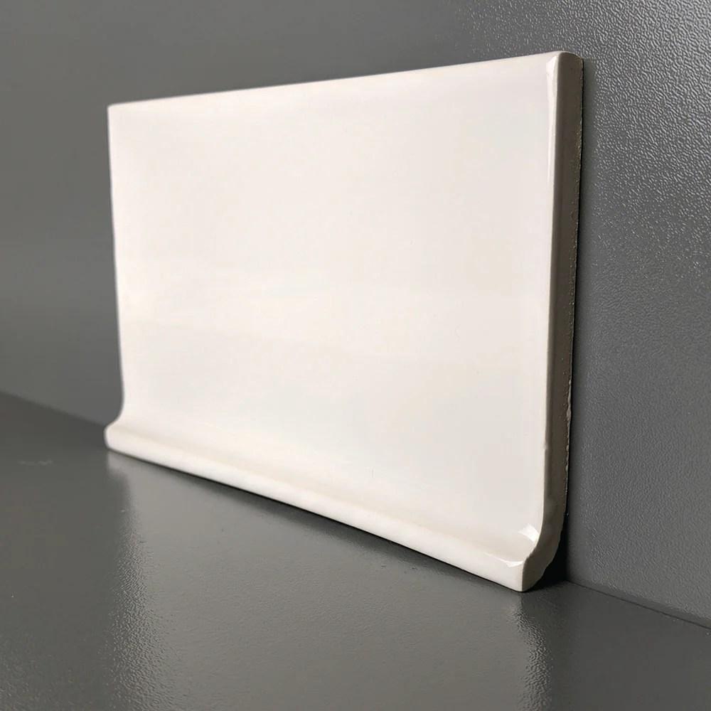 kiln ceramic cove base trim tile 105 colors