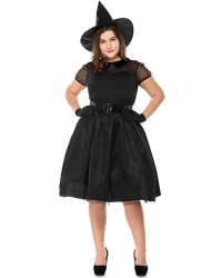 witch costume womens halloween wicked classic adult spellcaster queen