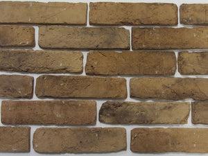 old beige brick slips