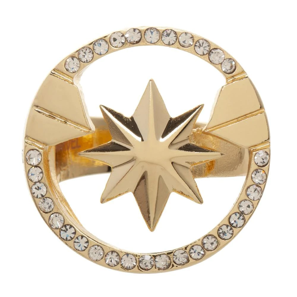 marvel accessories captain marvel ring jewelry