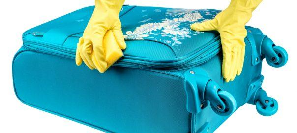 How To Clean A Suitcase   Bags To Go
