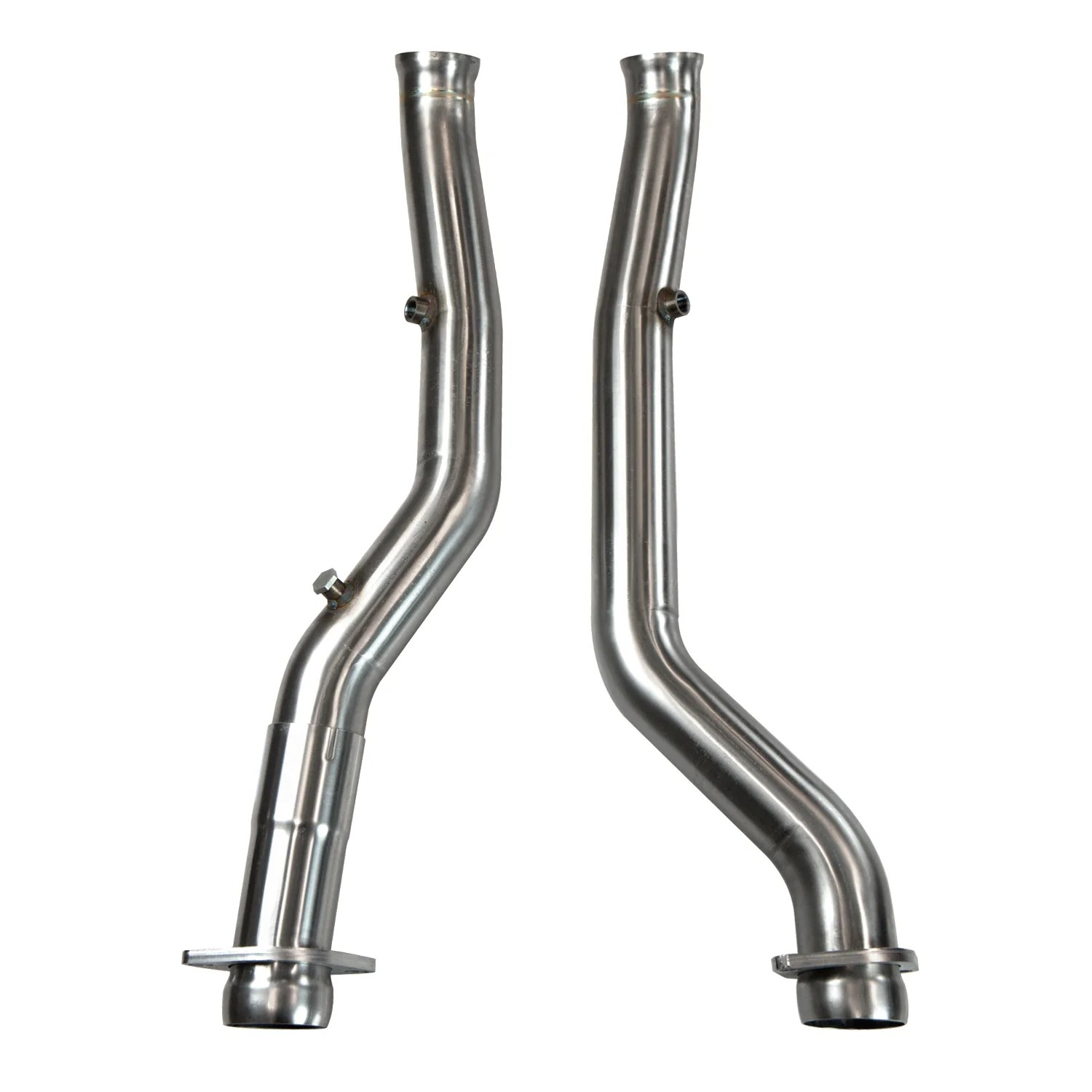medium resolution of 2011 dodge durango 5 7l 2012 jeep grand cherokee wk2 5 7l 3 x oem non catted connection pipe