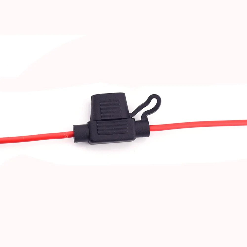 medium resolution of lightning standard blade fuse holder waterproof lp stdfholder
