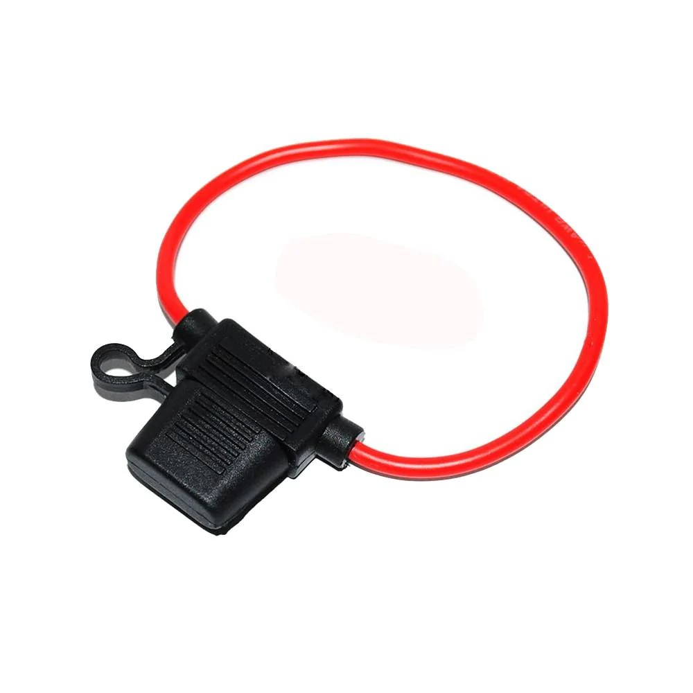 medium resolution of lightning standard blade fuse holder waterproof lp stdfholder battery wise