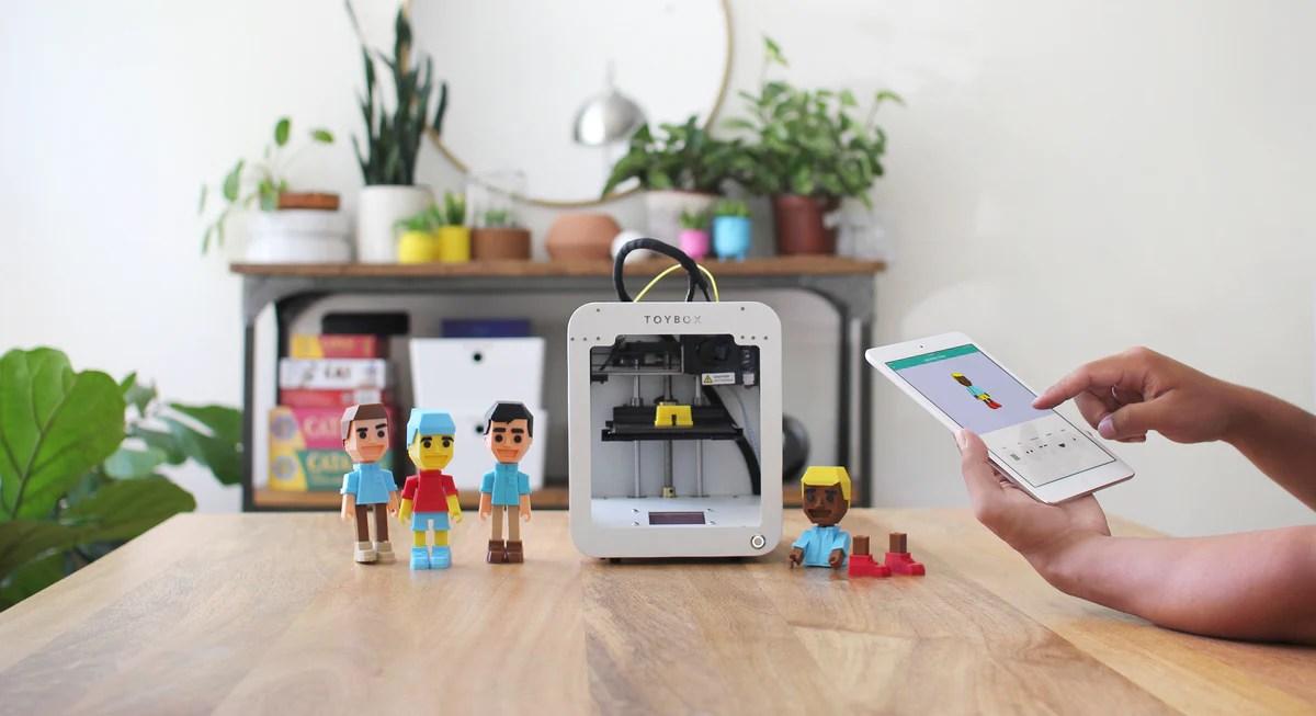 toybox 3d printer toybox