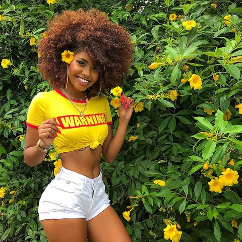 Afro Appreciation Post 10 Girls Who Slay Their Natural Hair