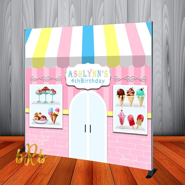ice cream parlor shop