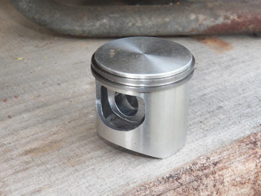 small resolution of mcculloch pro mac 10 10 1 75 chainsaw piston assembly 69212 new
